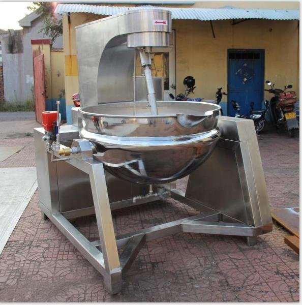 电加热导热油炒锅